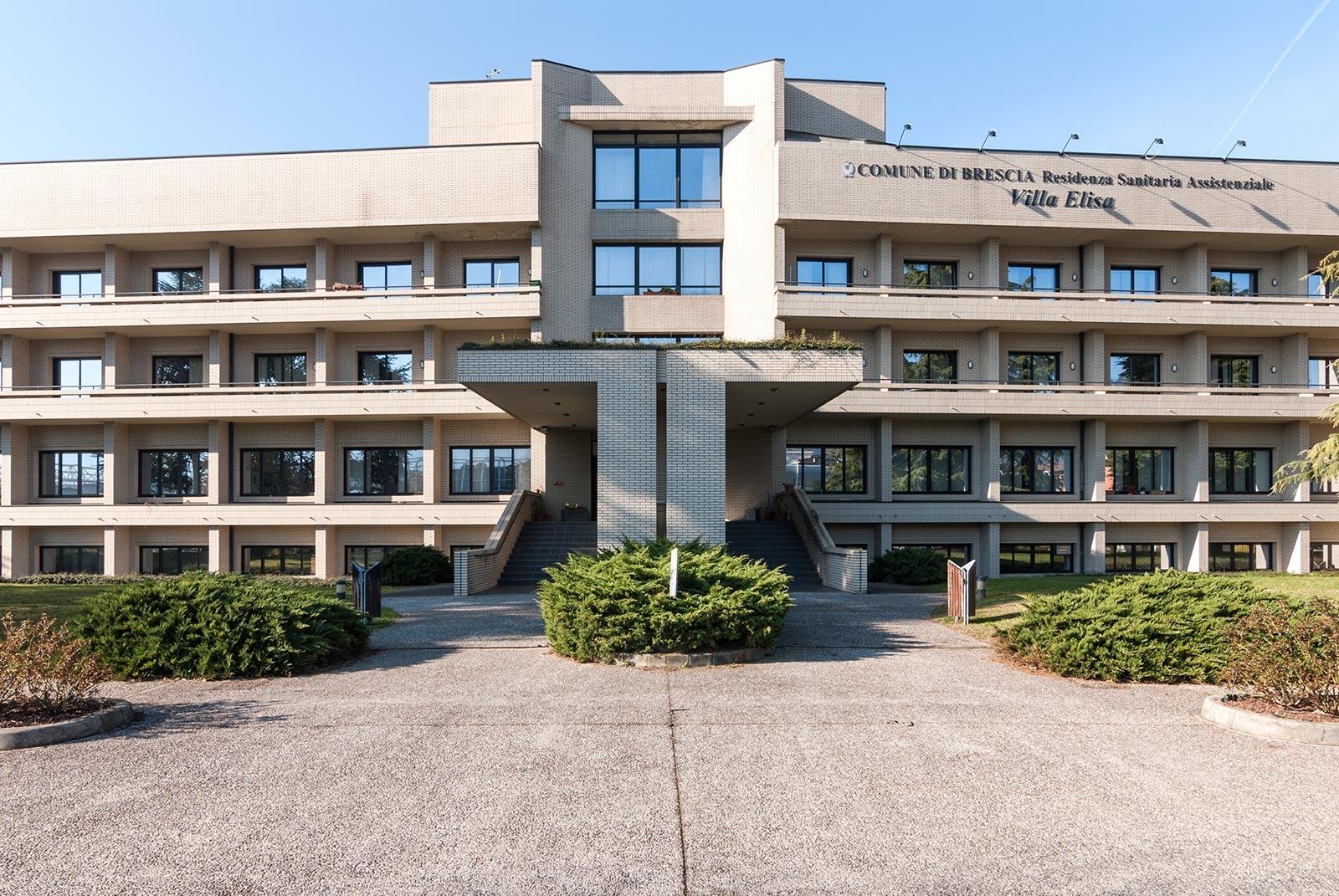 Rsa Villa Elisa Fondazione Brescia Solidale Onlus